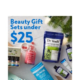 Beauty Gift Sets under $25