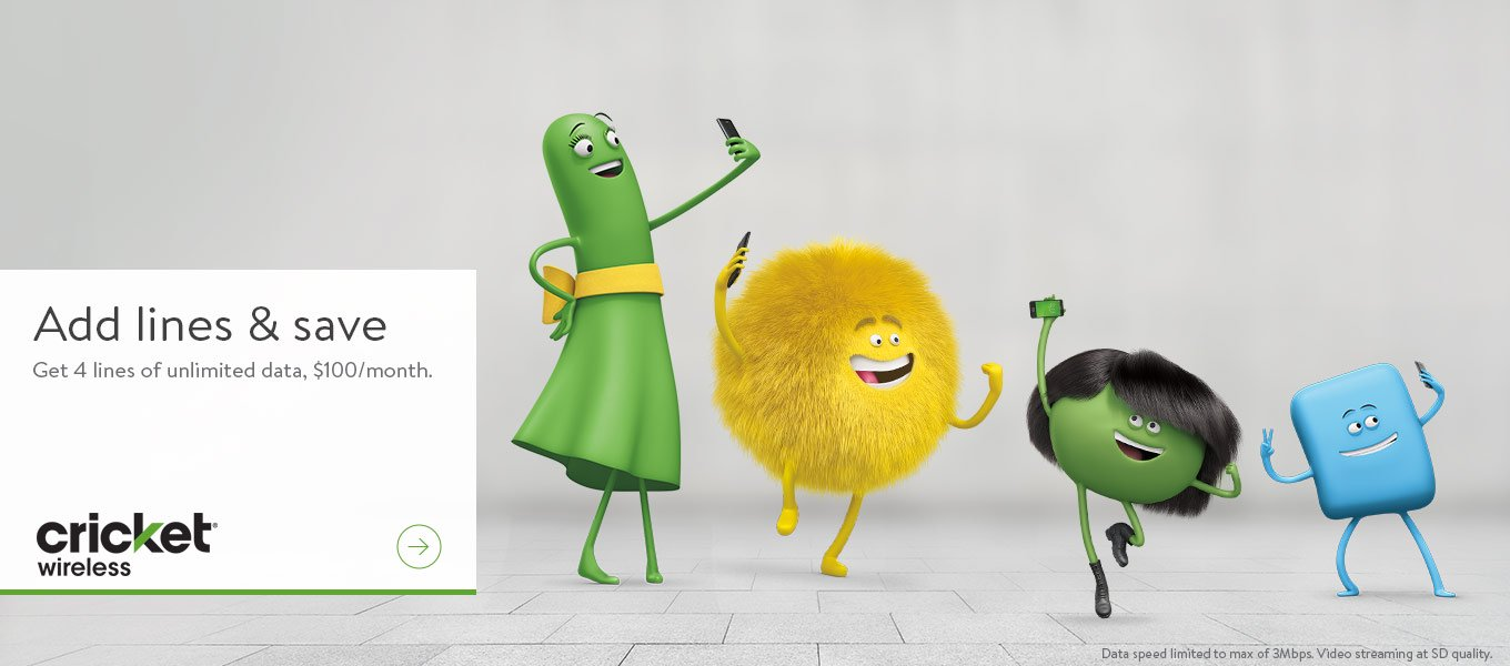 Cricket Wireless Walmart Com