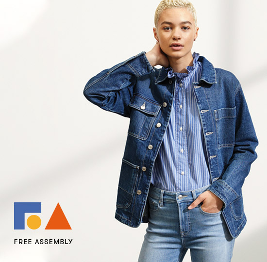 Introducing Free Assembly. Inclusively at Walmart. Shop women's. Shop men's.