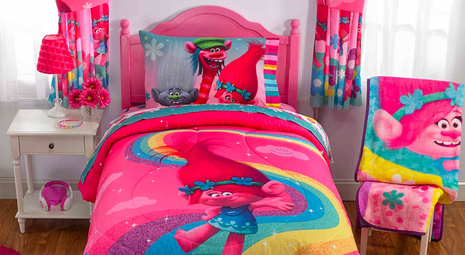 Big Fun. Create Kidsu0027 Rooms That Are As Colorful And Bright