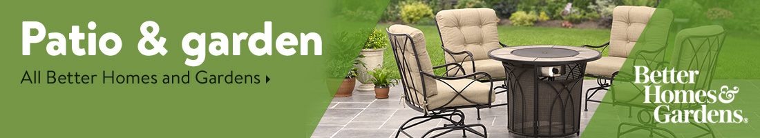 Better Homes and Gardens Patio Furniture Walmartcom