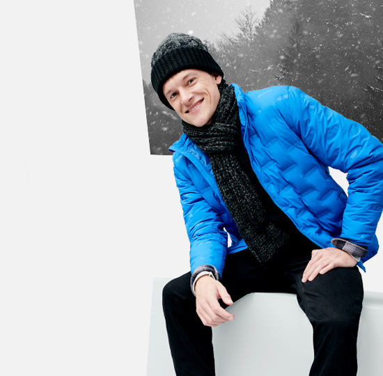 The cold weather shop. Stay warm in style. Shop now.