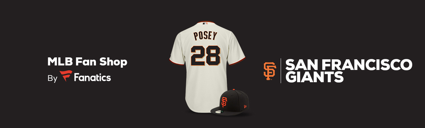 1f0a7080b6bc03 San Francisco Giants Team Shop - Walmart.com
