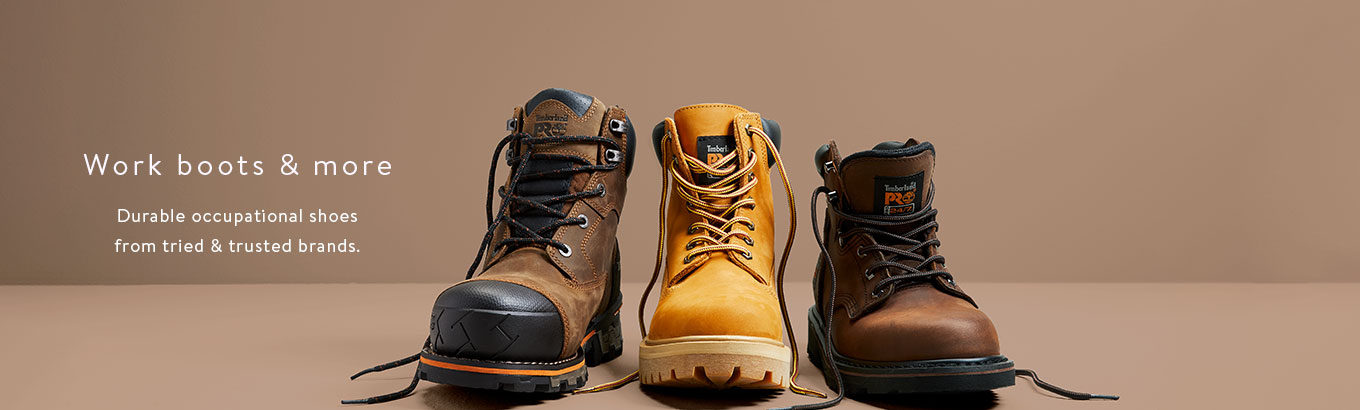 Timberland PRO Find durable work boots & more from the brand you know & love.