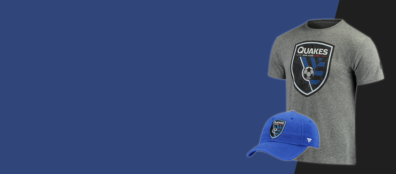 San Jose Earthquakes Team Shop
