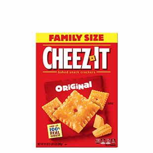 Cheez-It Baked Original Crackers