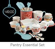 Pantry Essential Set
