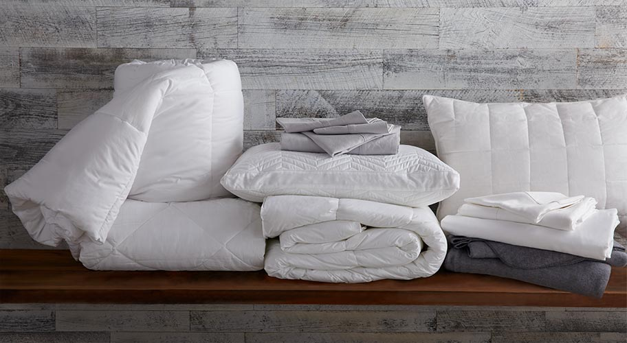 Impress Your Overnight Guests With Beautiful Bedding Just For Them. Start
