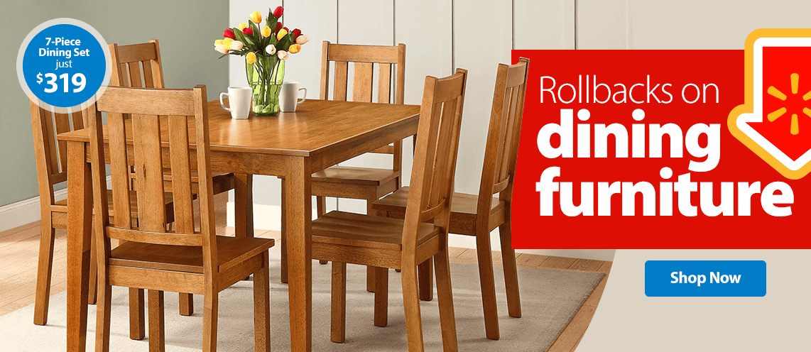 kitchen furniture and dining room sets walmart com