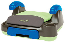 Safety 1st Store 'N Go No-Back Booster child safety Car Seat