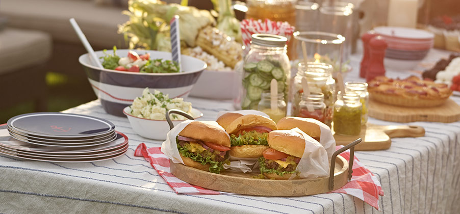 A Star-Spangled Celebration. Get tips, recipes, outdoor decor & more.
