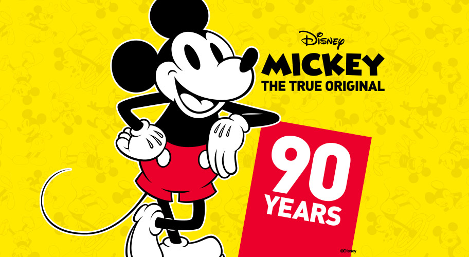Mickey Mouse. A true pal. A true original. Cheers to The Ears behind it all!