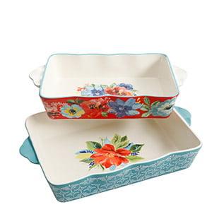 Floral Bakeware