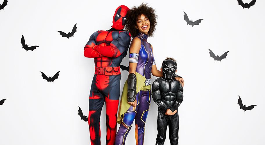 Shop Costumes.  sc 1 st  Walmart & Halloween Costumes for Kids and Adults - Walmart.com