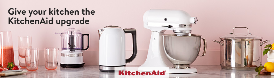 Give Your Kitchen The KitchenAid Upgrade.