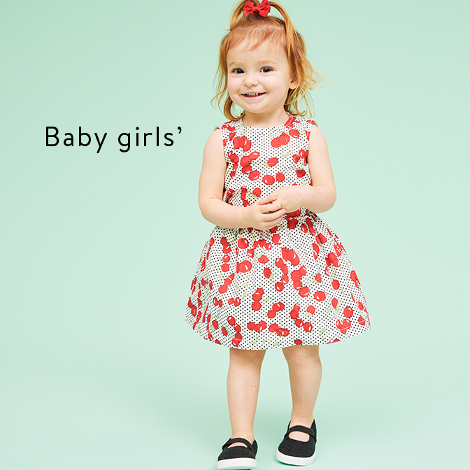 60934e3d8de Editors  picks  All about baby girls