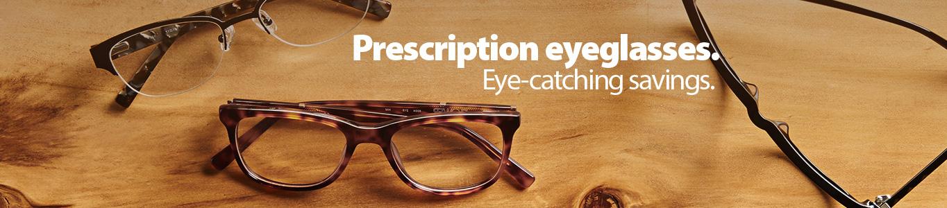 Aarp eyeglass discount walmart