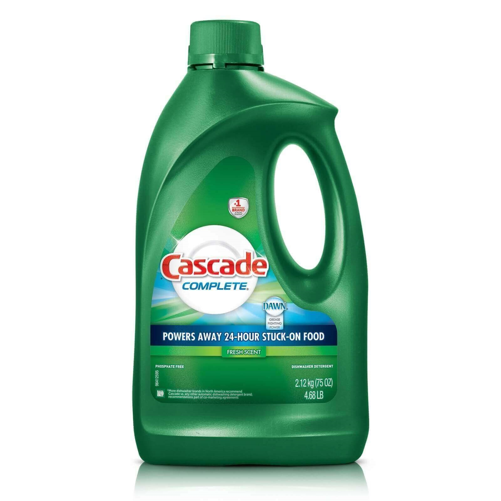Cascade Platinum ActionPacs Dishwasher Detergent with the Power of Clorox, Fresh, 30 count. Add to Cart. in your cart. 13 dollars and 97 cents $ 13 before using or consuming a product. For additional information about a product, please contact the manufacturer. gimesbasu.gq assumes no liability for inaccuracies or.