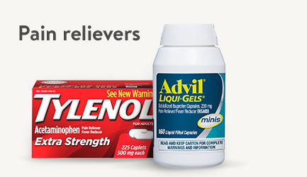 Shop Pain Relievers