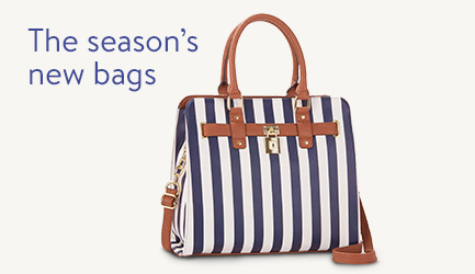 The season's new bags