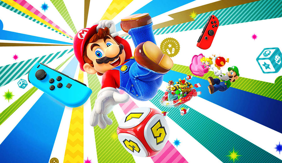 Super Mario Party Is a Fresh Take on the Classic Series