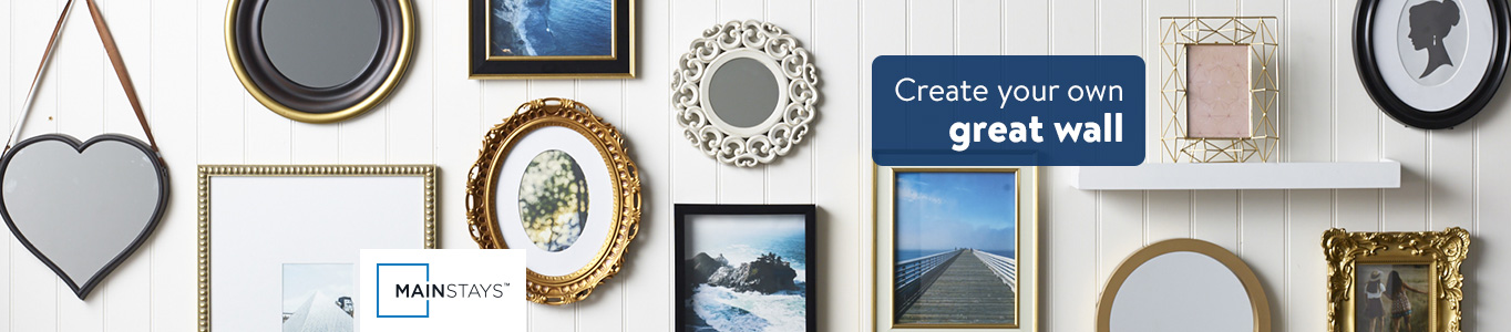 Wall Art Frames art & wall decor - walmart