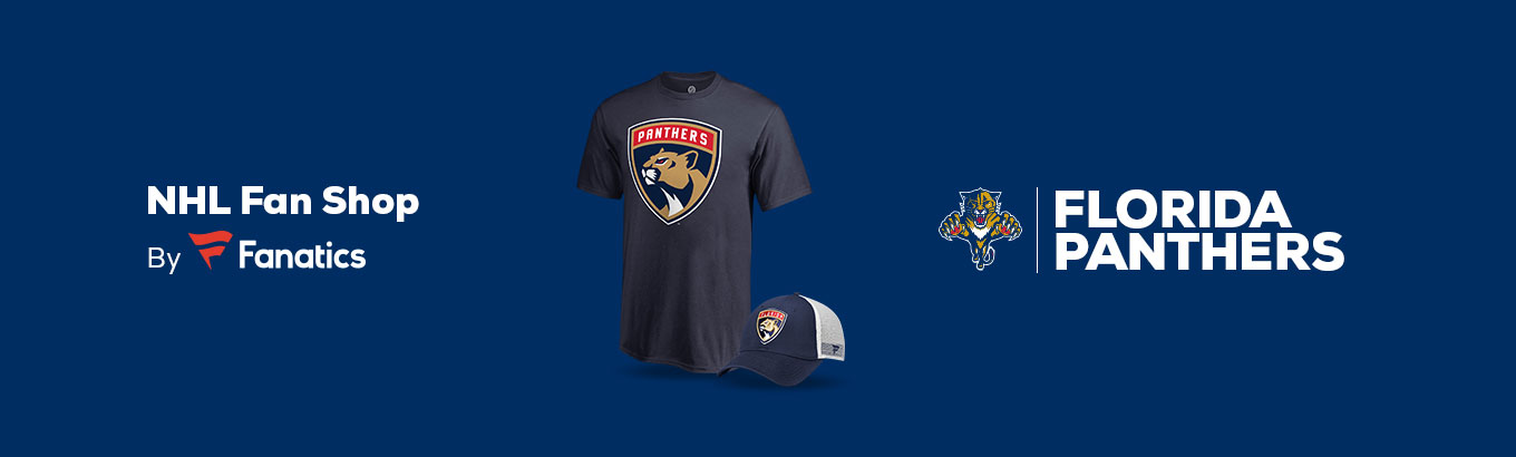 outlet store a43f1 c5fa0 Florida Panthers Team Shop - Walmart.com