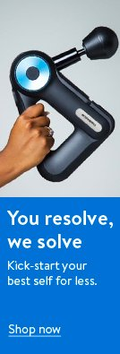 You resolve, we solve. Kick-start your best self for less.
