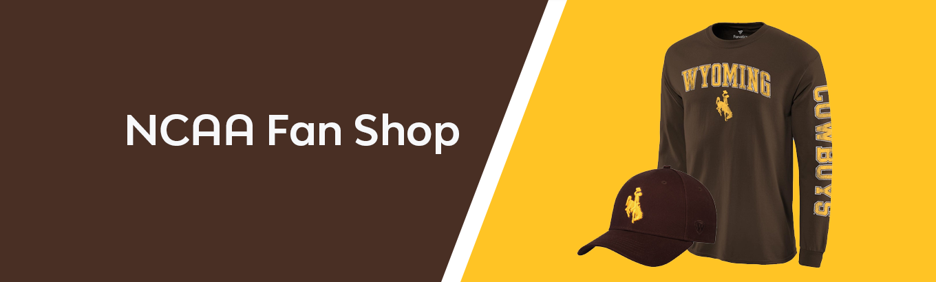 Wyoming Cowboys Team Shop