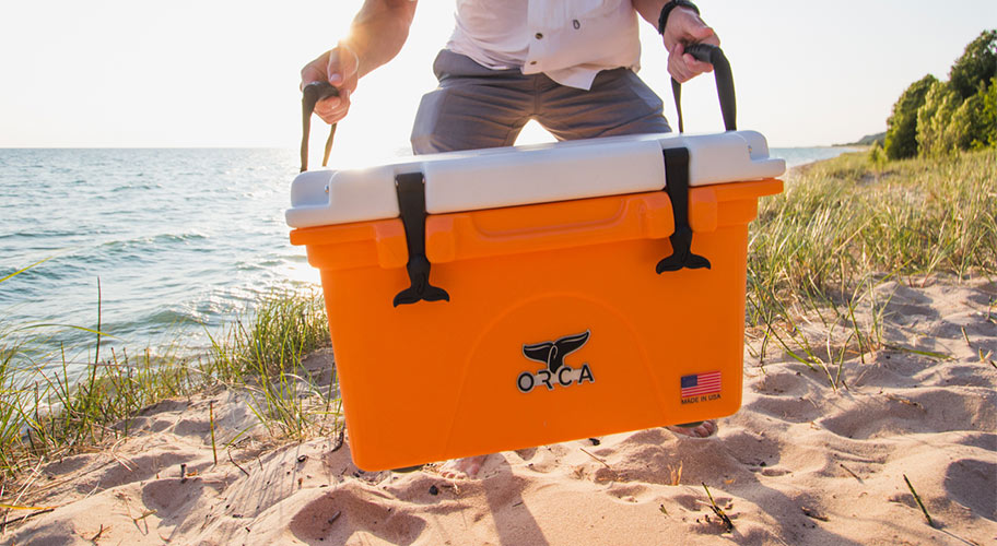The cooler choice. When it's gotta stay cold, your go-to is Orca. Built to withstand extreme temperatures & hold ice for up to 10 days, these coolers offer performance & durability that stand the test of time.