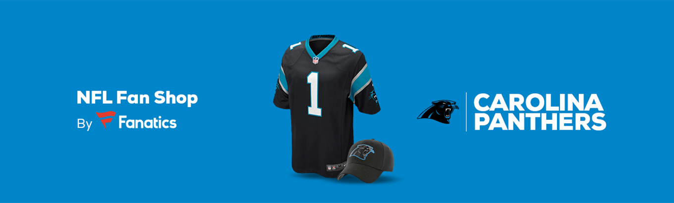 new styles 53004 833c7 Carolina Panthers Team Shop - Walmart.com