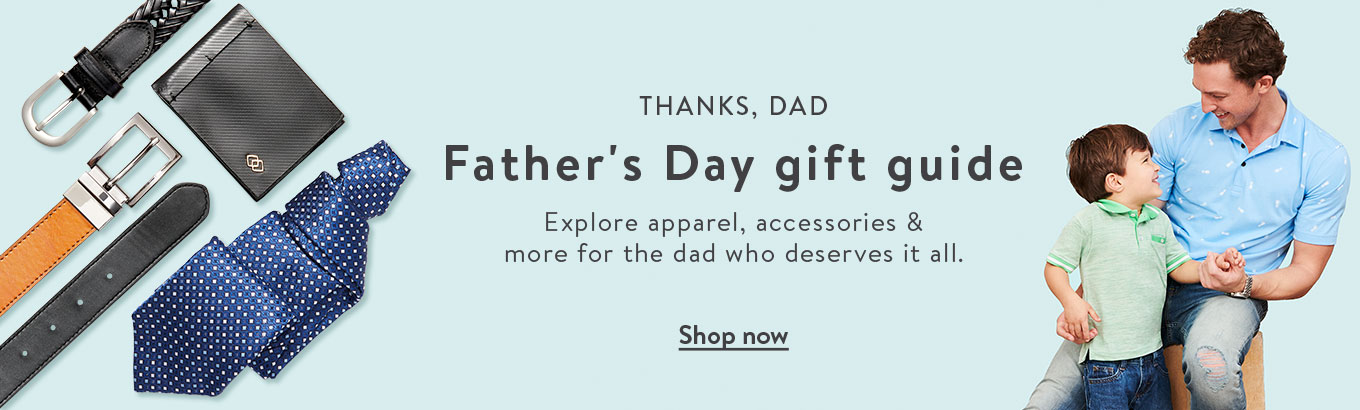 08a70503d Father s Day gift guide. Explore apparel