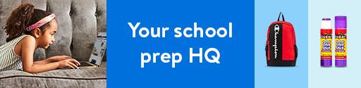 Your school prep headquarters