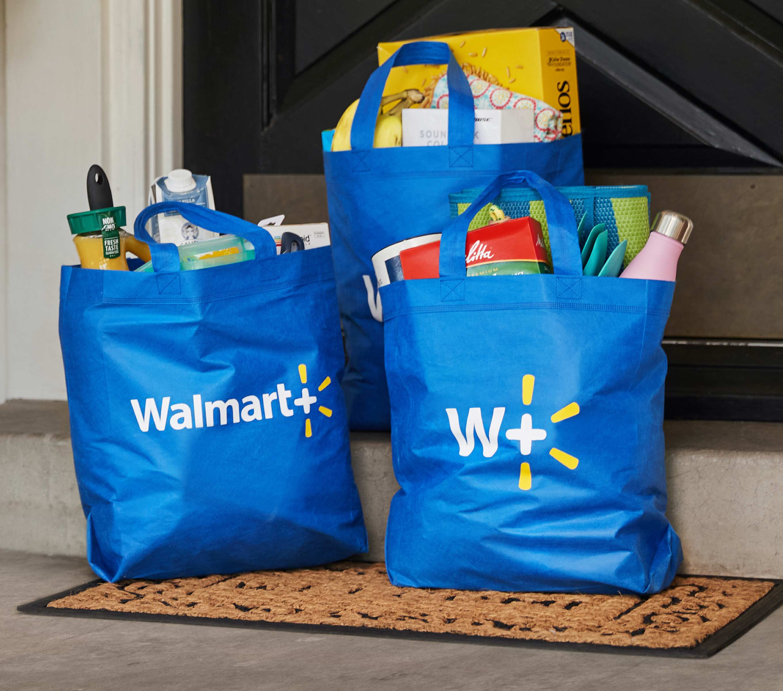 Walmart+ membership plans