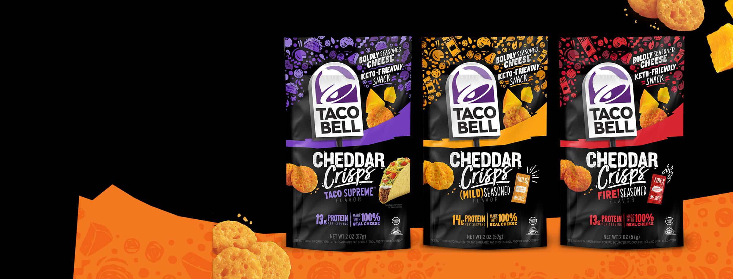 Walmart - Taco Bell Seasoning starting at just $0.67