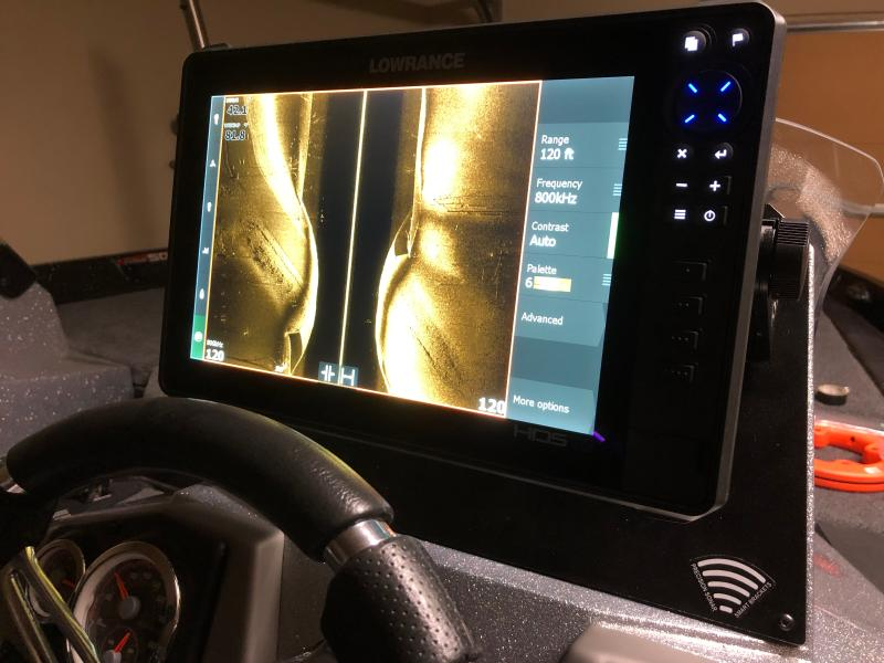 Lowrance HDS-12 Live with Active Imaging 3-in-1