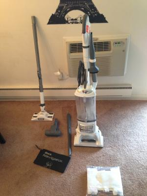 Shark Navigator Lift-Away Professional Upright Vacuum Cleaner - NV356E