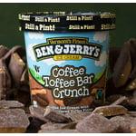 Ben & Jerry's Ice Cream Coffee Toffee Bar Crunch 16 oz - Walmart.com - Walmart.com
