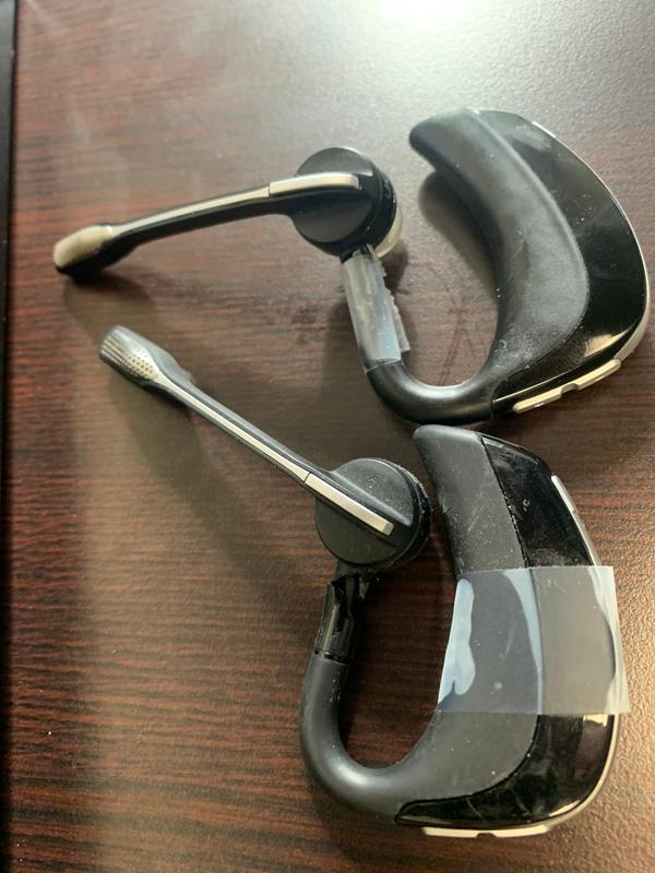 Plantronics Voyager Legend Uc B235 M Bluetooth Headset Retail Packaging Walmart Com Walmart Com