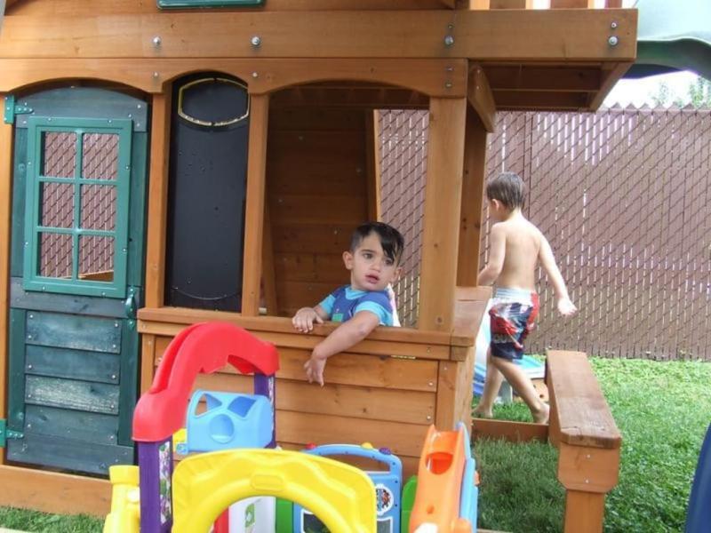 Big Backyard Ashberry Playset Directions