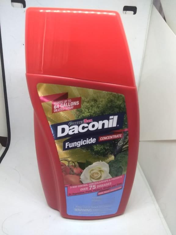 Daconil Concentrated Liquid Fungicide, 16 oz - Walmart com