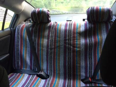 How To Cover Car Seat With Mexican Blanket Best Cars