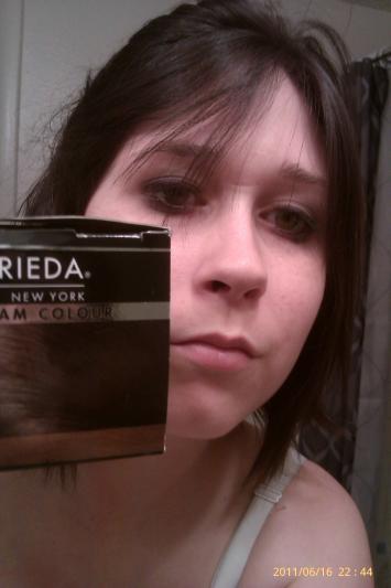 John Frieda Precision Foam Colour Brilliant Brunette 3n Deep Brown Black Permanent Hair 1 Ct Box