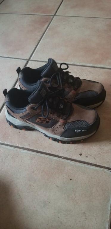 Greetah Composite Toe Safety Shoe