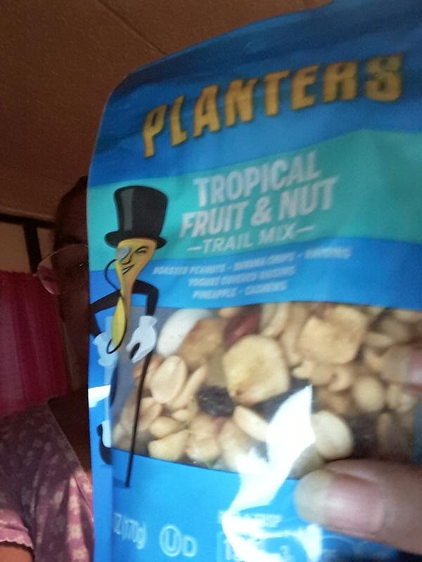Planters Trail Mix Tropical Fruit and Nut, 19 Ounce - Walmart.com on diamond nuts, frito lay nuts, target nuts, kraft nuts, sam's club nuts,