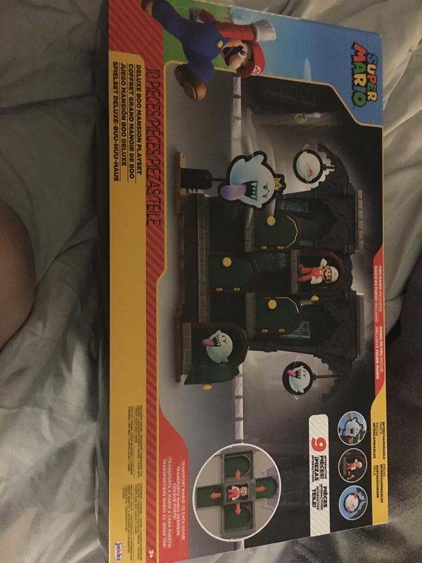 Preschool Toddler Toys Limited Exclusive Super Mario Bros Deluxe ...