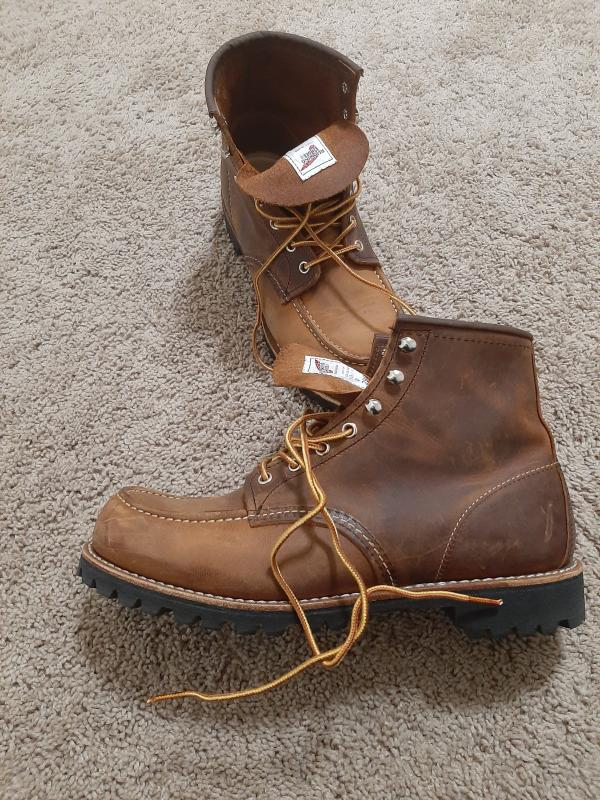 Red Wing - Red Wing 2942: Mens Heritage