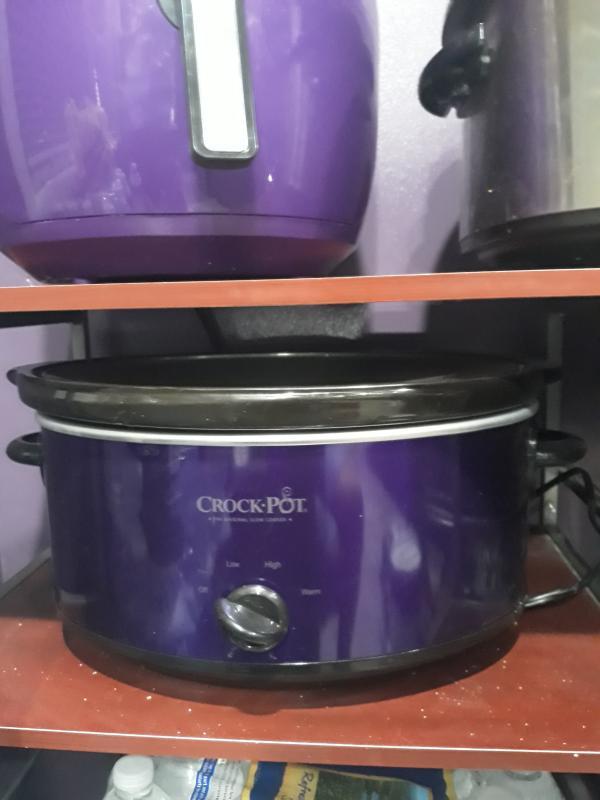 Crockpot SCV700-KCC Deisgn to Shine 7QT Slow Cooker Chevron Home ...