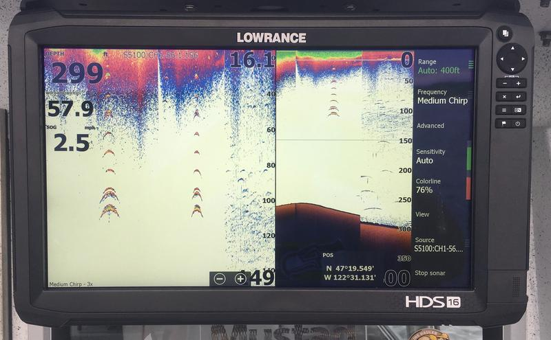 Lowrance 000-13686-002 HDS Carbon 12 Fishfinder & Chartplotter with  StructureScan 3D, SideScan Imaging, DownScan Imaging & 12