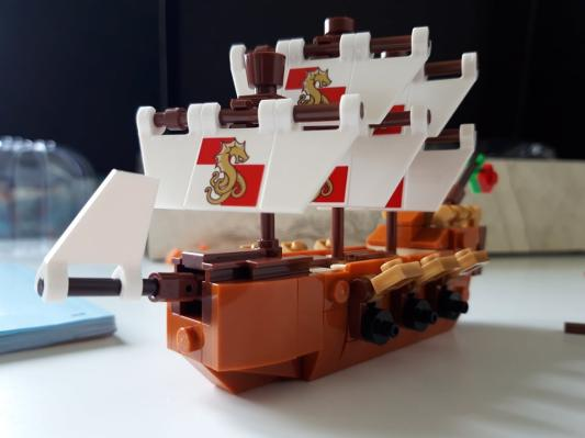 NEW // FACTORY SEALED Ship in a Bottle LEGO® 21313 Ideas YEAR 2018